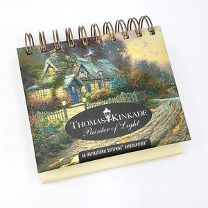 2/$10 Thomas Kinkade Dayspring Perpetual Calendar